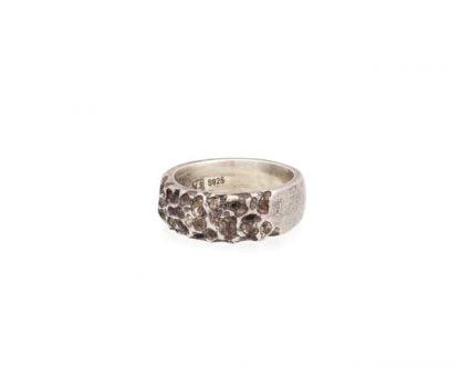 Vrigin Stone Aerolite Ring