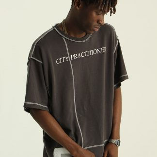 Harsh and Cruel City Practitioner T Shirt