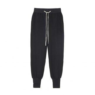 Black Tailor Sweatpants