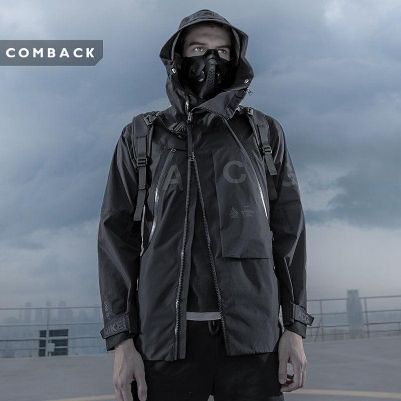Comback x Hardmade Techwear Face Mask