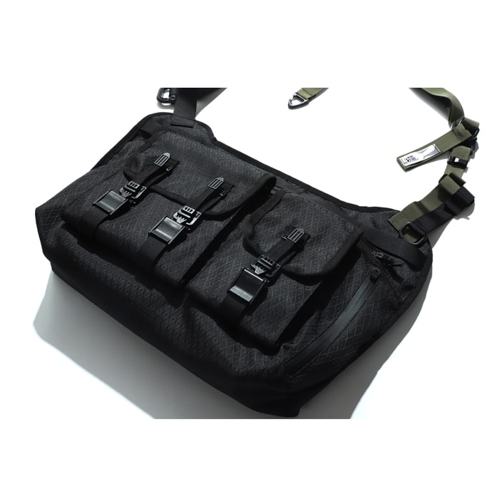Pupil Travel B01 Techwear Bag
