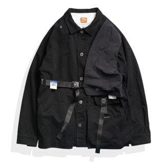 Eafins Lightweight Techwear Jacket