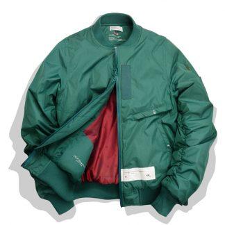 Eafins Techwear Bomber Jacket