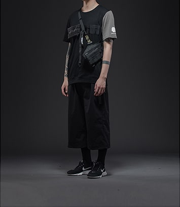Pupil Travel N02 Techwear Bag