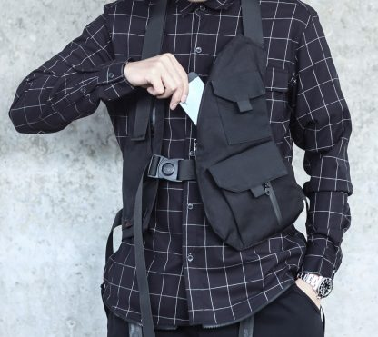 Enshadower Techwear Vest