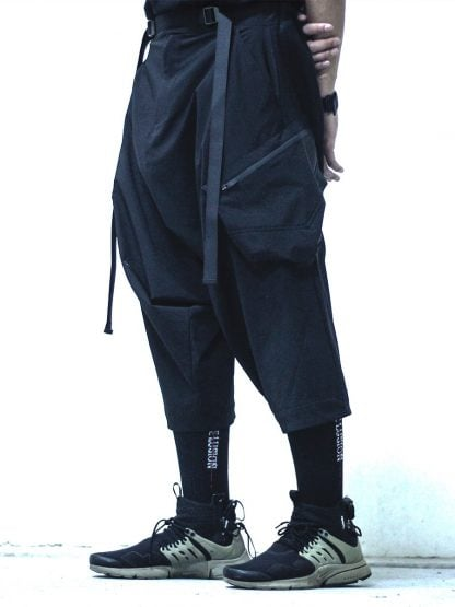 Nosucism NS-11 Cropped Pants