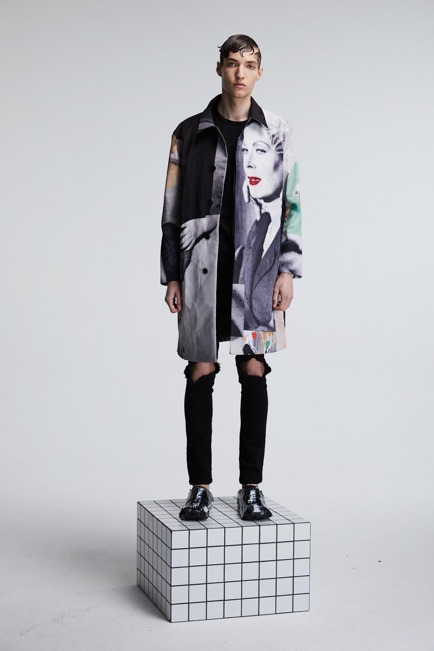 Refraction coat