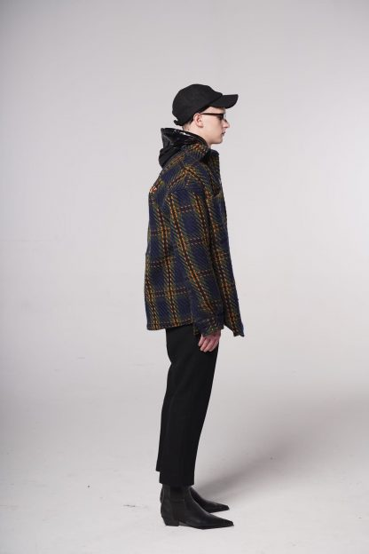 The Incidents Flannel