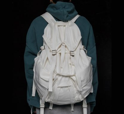 Blank Archive Parachute Backpack
