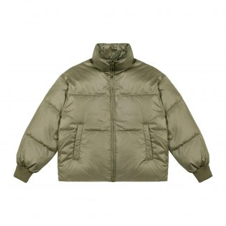 FFF Short Collar Down Jacket