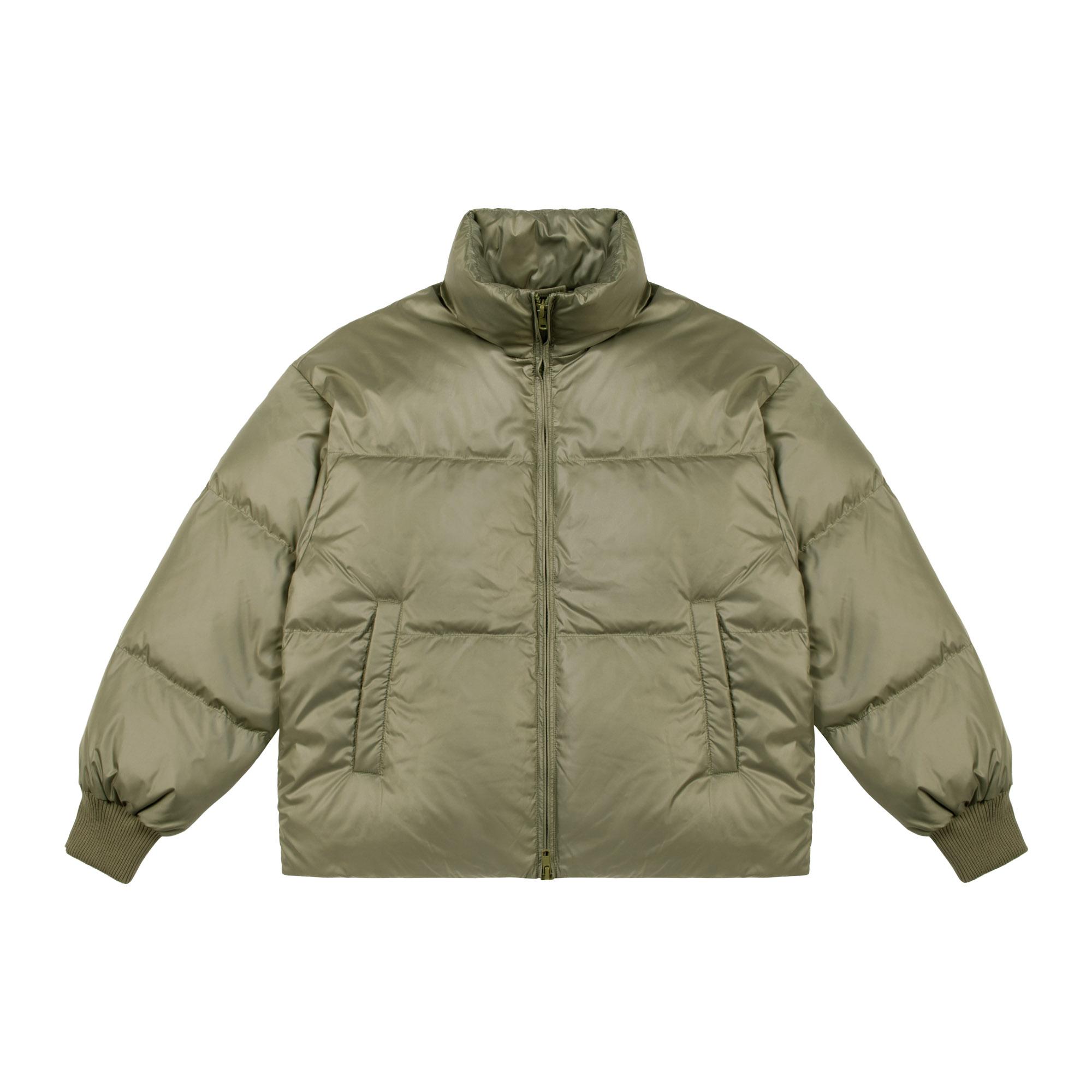 FFF Short Collar Down Jacket