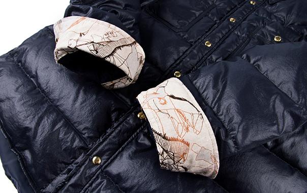 Fintoe Down Bubble Jacket