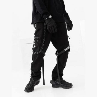 Harsh and Cruel Paratrooper Cargo Pants front