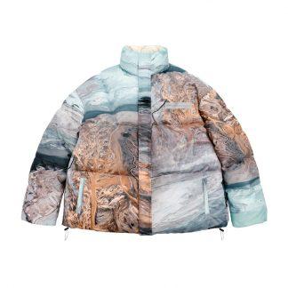 SZSX Digitally Printed Down Jacket