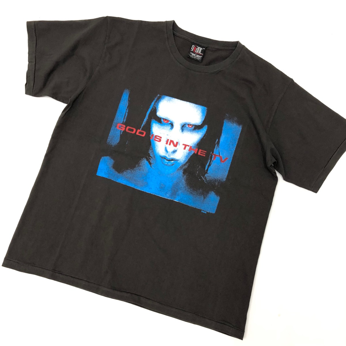 Marilyn Manson Vintage Band T Shirt