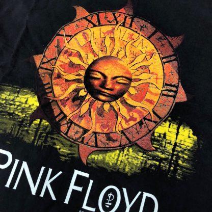 Pink Floyd Vintage Band T Shirt - Front
