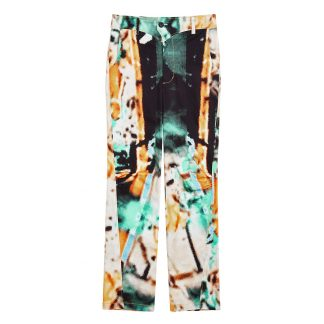 Nutemperor Z Project 001 Abstract Trousers