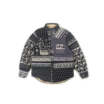 Son Of Loong Bandana Jacket Front