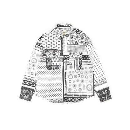 Son Of Loong Bandana Shirt White