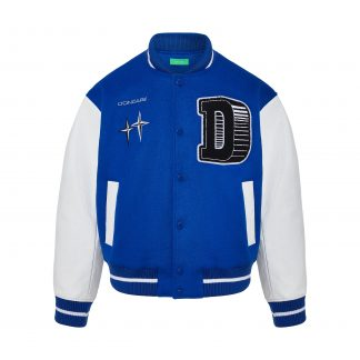 Doncare Hip Hop Ma Siwei Streetwear Varsity Jacket