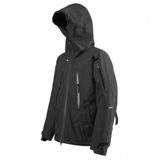 Reindee Lusion 082 Scout Jacket Waterproof full face zip techwear darkwear cyberpunk fluorescent reflective