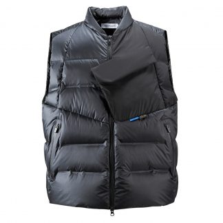 Reindee Lusion 086 Tactical cold weather goose down vest jacket gillet techwear darkwear japanese streetwear