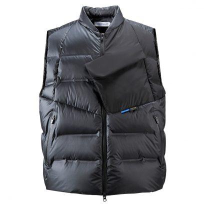 Reindee Lusion 086 Tactical cold weather goose down vest jacket gillet techwear darkwear japanese streetwear