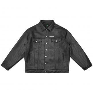 A Few Good Kids, AFGK, Doncare Crocodile Leather Jacket