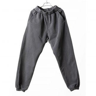 Heavy Weight 520g Cotton Sweatpants Japanese Streetwear brand Meta