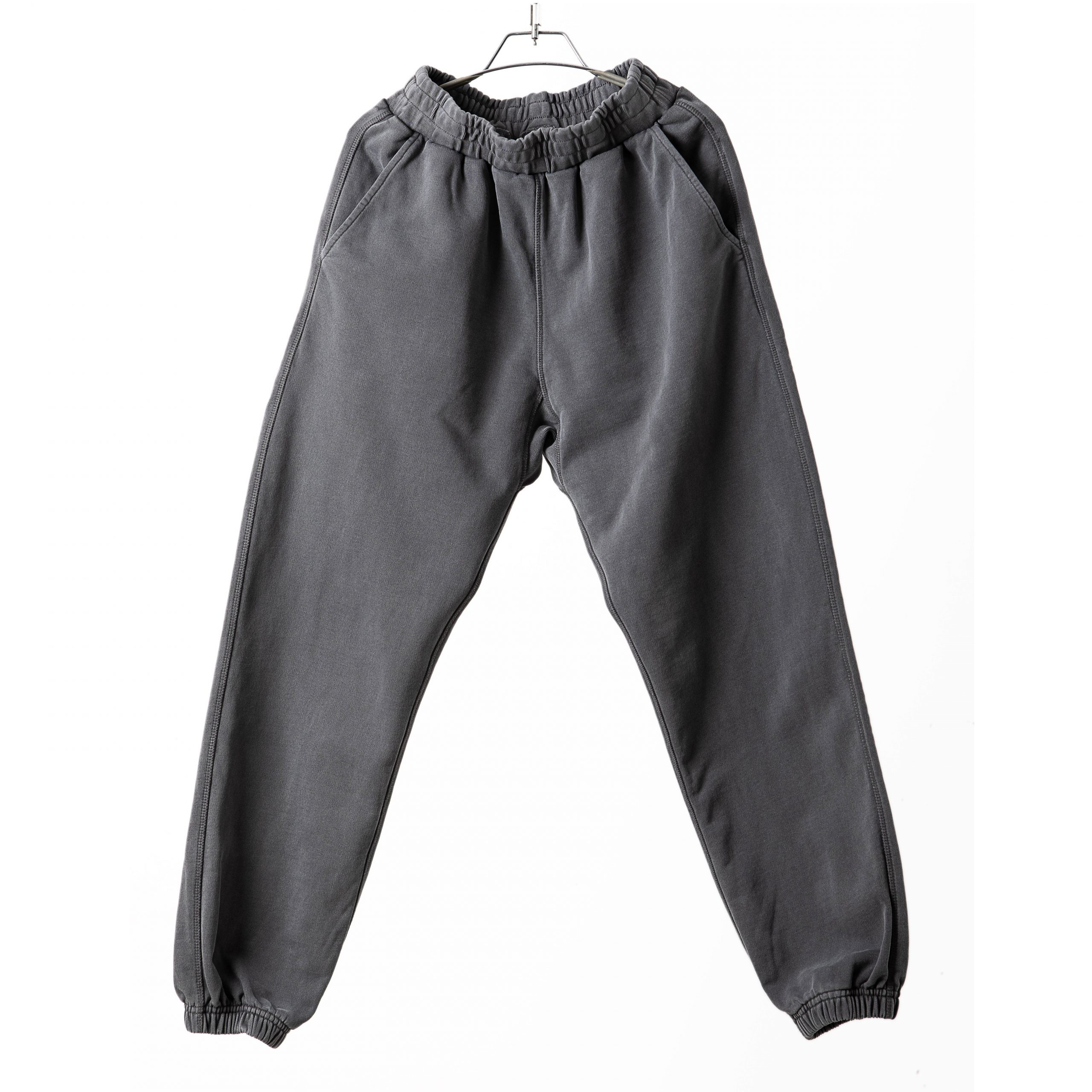 Heavy Weight 520g Cotton Sweatpants Japanese Streetwear brand Meta