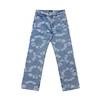 A Few Good Kids Straight Leg Jeans Hip Hop Streetwear Trousers