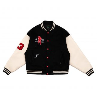 A Few Good Kids Baseball Jacket Varsity CEO
