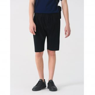 Japanese Streetwear pleated shorts