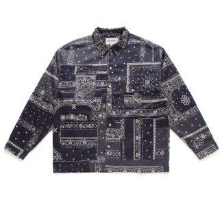 Cashew Bandana Jacket Nothomme Japanese Streetwear