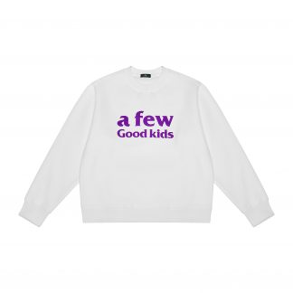 A Few Good Kids AFGK Sweater Hip Hop Jumper Streetwear