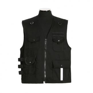 Tech Wear Tactical Vest Korean Streetwear Darkwear
