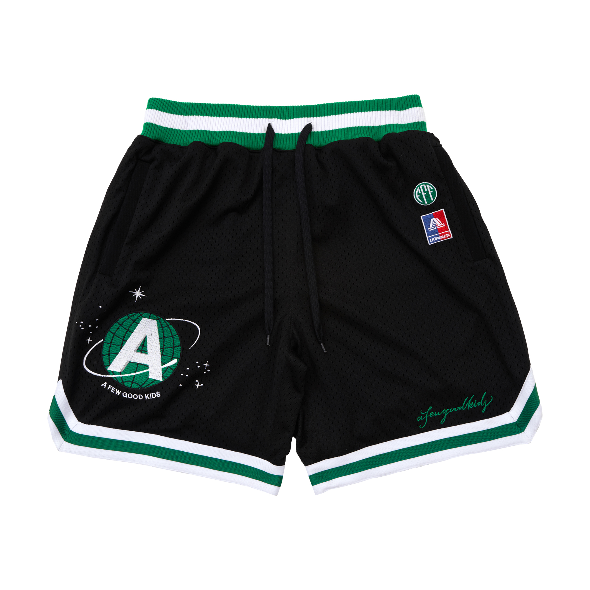 A Few Good Kids Athletic Basketball Streetwear Hip Hop Shorts