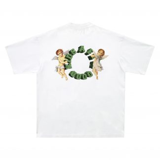 A Few Good Kids - AFGK - Hip Hop - Streetwear T-shirt Cherub Logo White