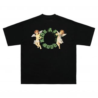 A Few Good Kids Hip Hop Streetwear Cherub Logo TShirt