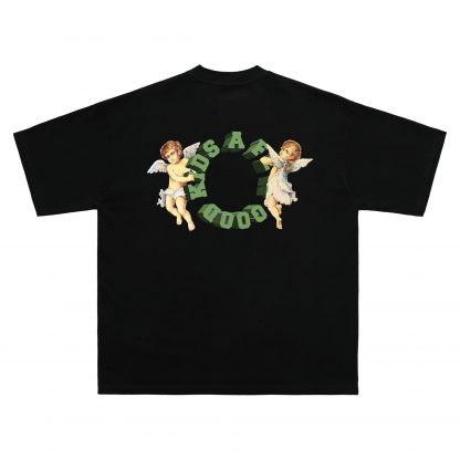 A Few Good Kids Hip Hop Streetwear Cherub Logo TShirt