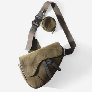 Blank Saddle Bag Military, Tactical