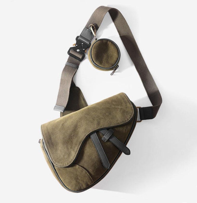 Blank Saddle Bag Military, Tactical