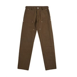 Boneless Carpenter Brown Tooling Streetwear Workwear Pants
