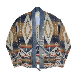 Son of Loong Retro Japanese Streetwear Kimono