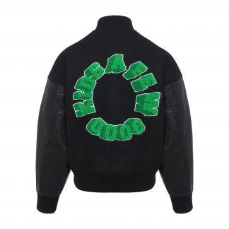 A Few Good Kids AFGK 3D Logo Varsity Jacket