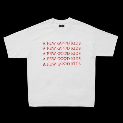 A Few Good Kids Hearts Graphic T-Shirt