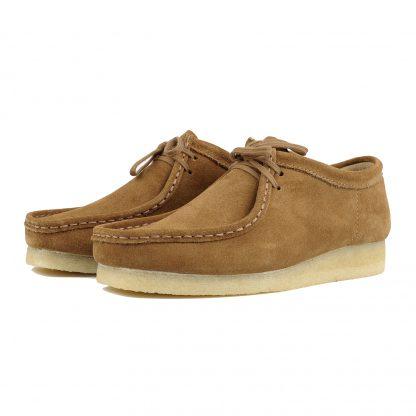 Blank Beige Suede Loafers Streetwear