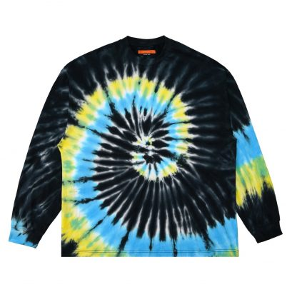 Doncare Tie Dye Long Sleeved T-Shirt