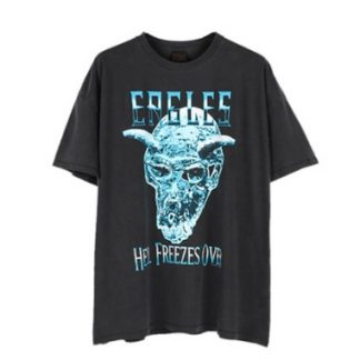 Eagles Hell Freezes Over Vintage Band T-Shirt 90s, Retro Streetwear