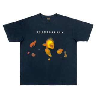 Vintage T-Shirt, Grunge, 90s Soundgarden 1994 Tour Streetwear